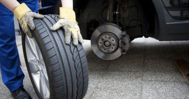 Самостоятельная замена автомобильного колеса