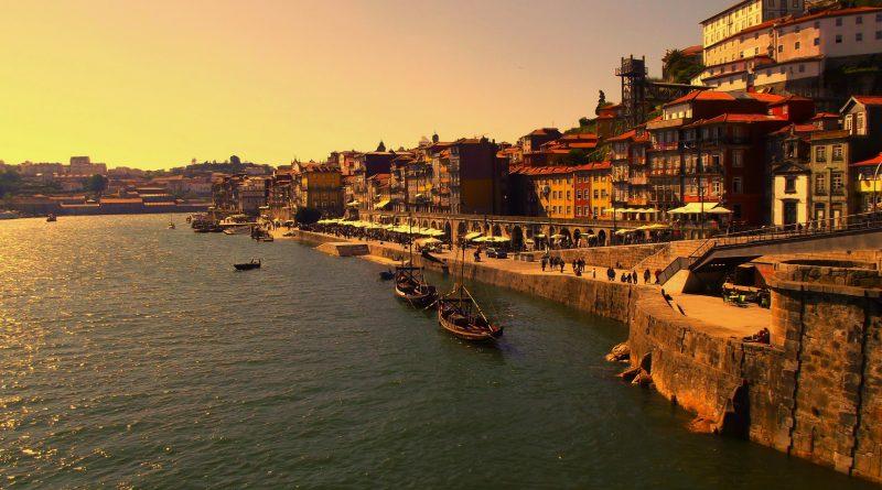 Главные остановки в Португалии