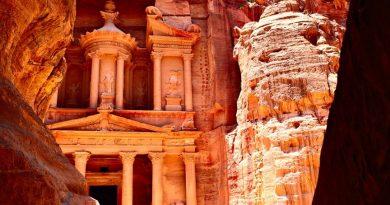 Топ-10 заброшенных городов Древнего мира