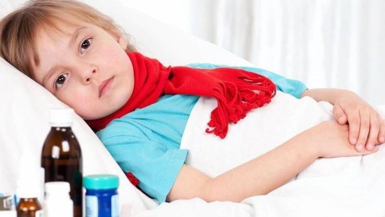 Учимся различать детские заболевания.