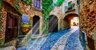 Самые интересные места на земле — Пальс, Испания
