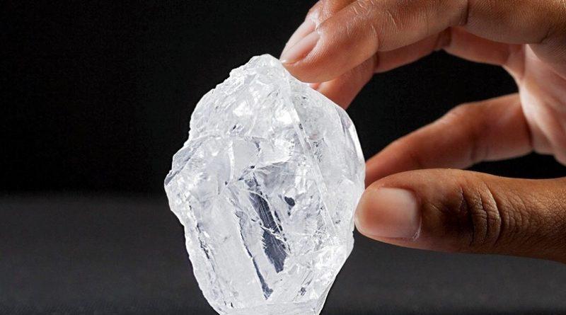 Глубоко в недрах Земли нашли триллионы тонн алмазов