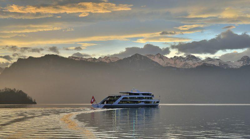 Пять причин поехать на Люцернское озеро в мае