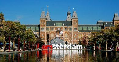 9 интересных культурных мест Амстердама