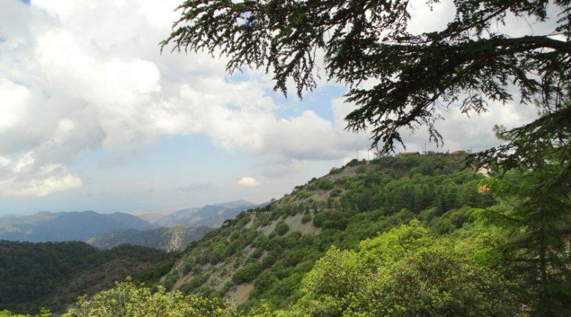 Кипр: Акамас, Командария, Какопетрия, Киккос