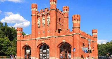 Развлечения в Калининграде памятники, парки, клубы