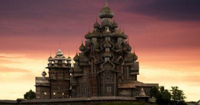 Русский Север: монастыри, крепости и озера