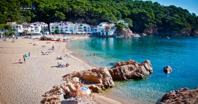 Пляжные курорты Испании