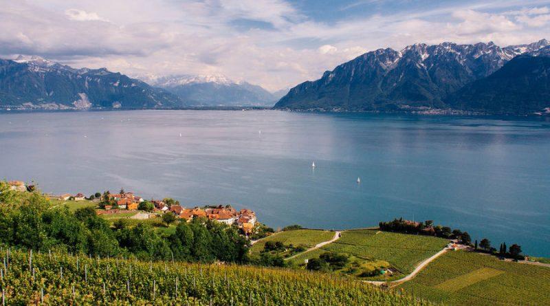 10 курортов на озерах