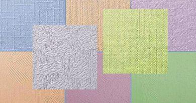 Стеклообои: состав и основные характеристики