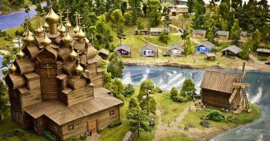 6 музеев, где можно увидеть мир в миниатюре