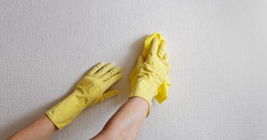 Как правильно мыть стены