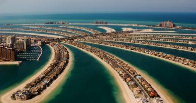 Арабское чудо: 5 лучших пляжей ОАЭ