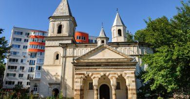 С национальным колоритом: что посмотреть в Кишиневе