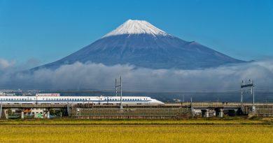 Быстрее ветра: топ-10 самых скоростных поездов мира