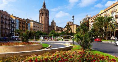 Чем заняться в окрестностях Валенсии