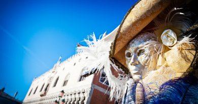 Маски и корсеты: как проходит венецианский карнавал