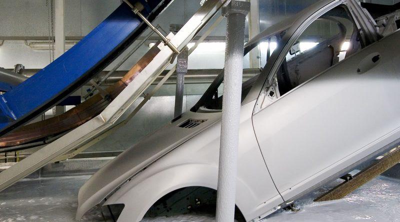 Что такое фосфатирование автомобильного кузова