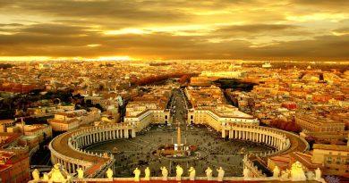 10 фактов о Риме