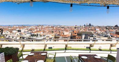5 лучших панорамных террас Мадрида