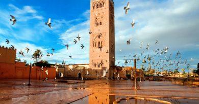 Пять важных слов, которые вы должны знать о Марокко