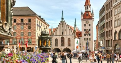 Советы по поездке в Мюнхен