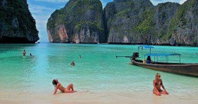 Самые красивые точки обзора на островах Таиланда