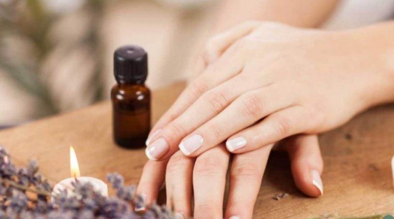 Лечение ногтей эфирными маслами