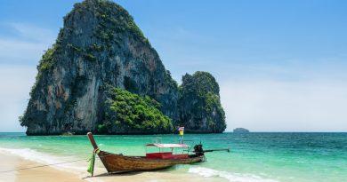 5 лучших пляжей Юго‑Восточной Азии