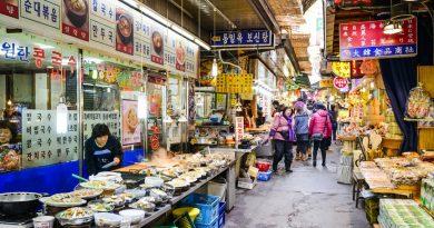 Приворотные зелья, лотосы и каракатицы: 13 самых колоритных рынков мира