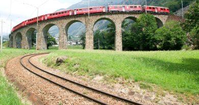За окошком Альпы: пять панорамных маршрутов по Швейцарии