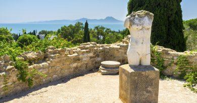 10 идей, которые разнообразят пляжный отдых в Тунисе