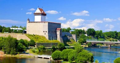 Лучшие курорты Эстонии, Латвии и Литвы