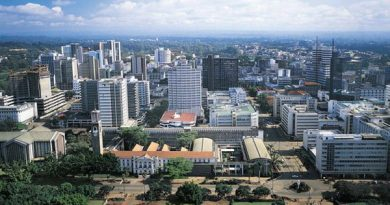 Какие города Африки пользуются популярностью у туристов