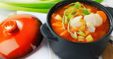 Рыбный суп: рецепт легкого постного блюда с овощами