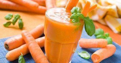 7 весомых причин начать пить морковный сок.
