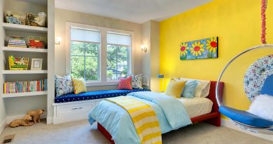 Как создать идеальный интерьер в детской комнате?