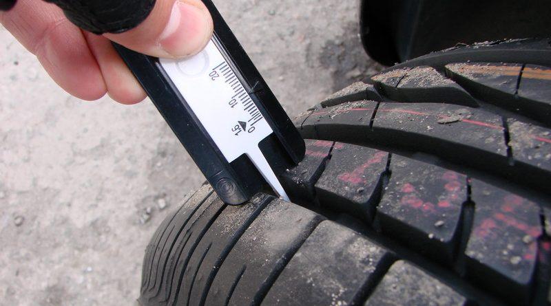 Почему нужно следить за износом шин