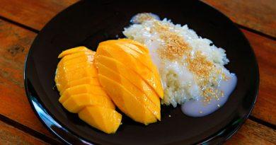 Десерты Таиланда, которые стоит попробовать