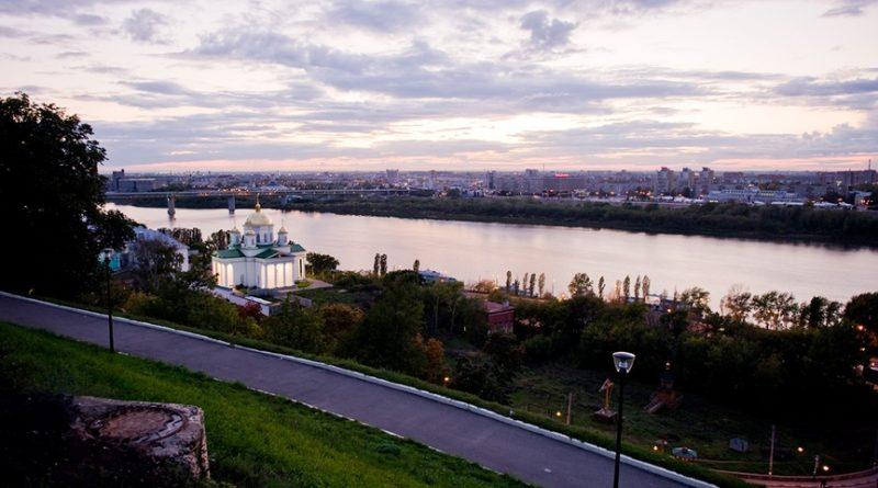 13 лучших смотровых площадок России