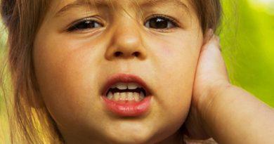 Хронический отит у ребенка: советы родителям.