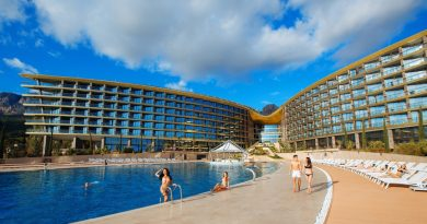 Главный цветок Крыма: отель MRIYA Resort & Spa