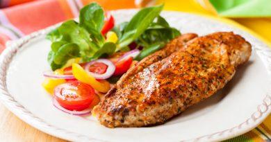 Как приготовить сочное филе индейки в духовке
