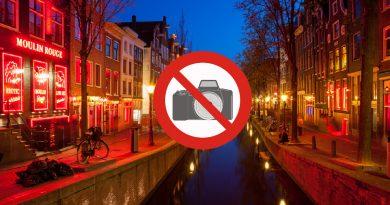 10 мест, фотографирование которых может стать причиной вашего ареста