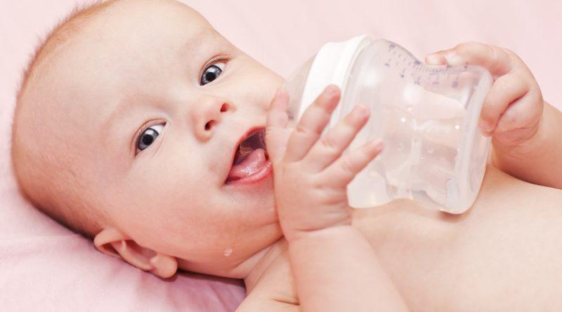 Сколько воды нужно пить новорожденному при грудном вскармливании