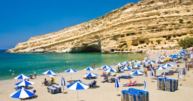 Где отдыхать на Крите?