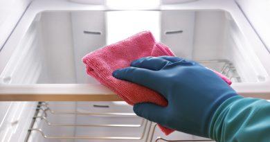 Как и чем мыть холодильник?