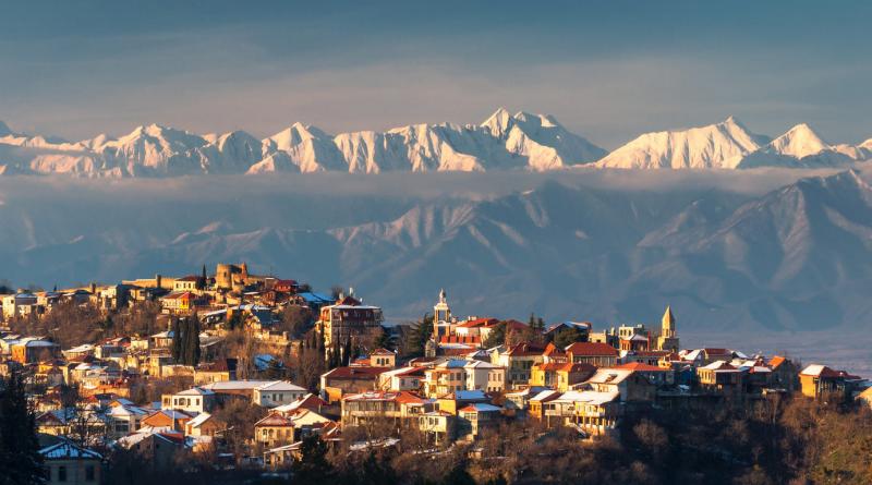 Города, которые заставят вас влюбиться в Грузию