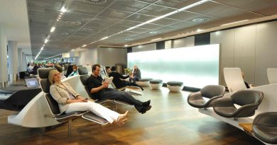 Что такое лаунж-зона в аэропорту