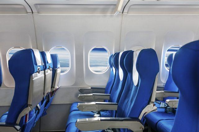 Как выбрать место в самолёте?